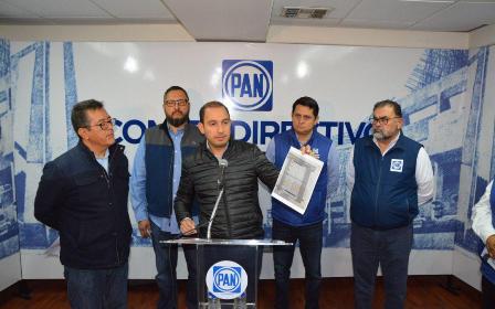 EXIGE PAN SOMETER A CONSULTA CIUDADANA PACTO ENTRE MÉXICO Y ESTADOS UNIDOS PARA RECIBIR A MIGRANTES. Noticias en tiempo real