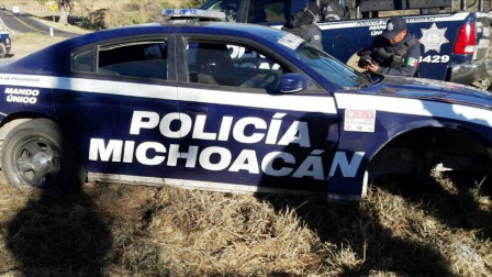 se-accidenta-patrulla-de-la-policia-michoacan