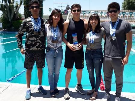 """Obtiene equipo de natación """"IMSS Michoacán"""" primer lugar en la primera etapa del gran prix. Noticias en tiempo real"""