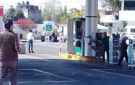 Gasolina cara en Michoacán, por costos de traslado, logística e importes de IVA. Noticias en tiempo real
