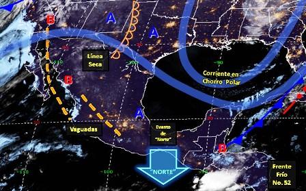 Se espera cielo parcialmente nublado para Michoacán. Noticias en tiempo real