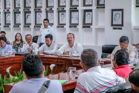 Sumará Conapesca a pescadores michoacanos en esquemas productivos y de infraestructura. Noticias en tiempo real