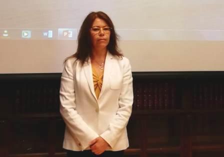 Ana María Vargas Vélez nueva secretaria técnica del SEA. Noticias en tiempo real
