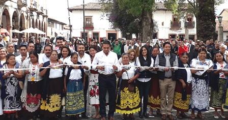 Se han invertido más de 250 mdp en infraestructura turística para Pátzcuaro. Noticias en tiempo real