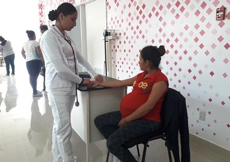 Atiende área materno-infantil del Hospital General de Uruapan a 450 mujeres, mensualmente. Noticias en tiempo real