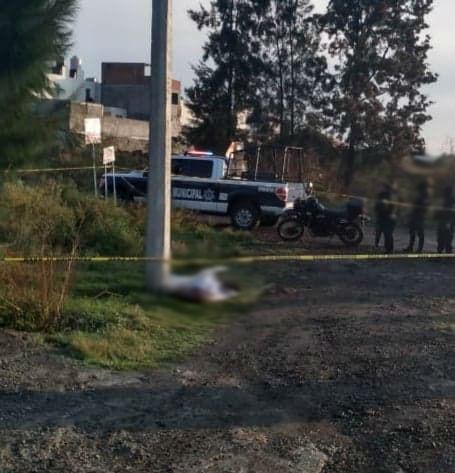 Decapitan a otro hombre en Morelia. Noticias en tiempo real