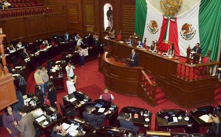 Presentan iniciativa para delimitar el trabajo de la Comisión de Puntos Constitucionales. Noticias en tiempo real