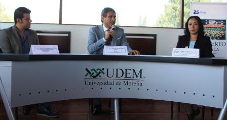 Anuncian concierto por 25 aniversario de la Universidad de Morelia. Noticias en tiempo real