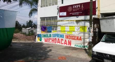 Consejo Supremo Indígena Clausura oficinas del INPI. Noticias en tiempo real