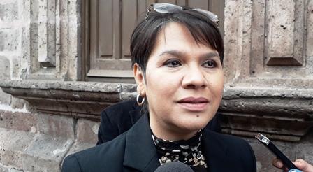 Habrá que esperar audiencias para imputar responsabilidades al caso de reportera Mitzi Torres: Comisionada de Morelia. Noticias en tiempo real