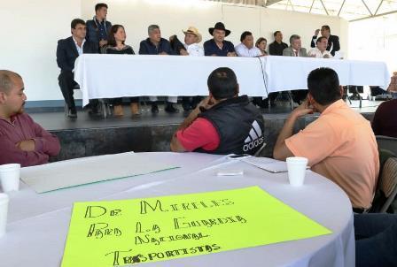 NUEVA ORGANIZACIÓN DE TRANSPORTISTAS PROPONE A MIRELES VALVERDE PARA ENCABEZAR GAURDIA NACIONAL. Noticias en tiempo real