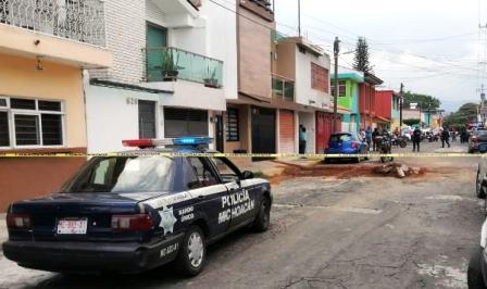 Pistoleros irrumpen en vivienda y matan a dos, en Uruapan. Noticias en tiempo real