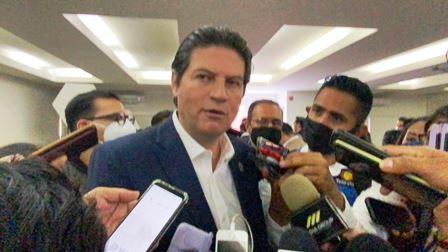 El objetivo no es crecer la corporación policiaca, sino la capacitación: Alfonso Martínez. Noticias en tiempo real